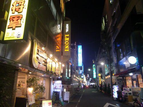 ラブホテル新宿・大久保